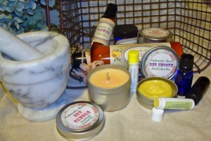 Essential Oil Blends & Aromatherapy Products