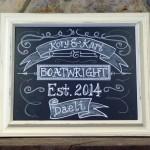 familychalkboardboatwright